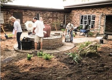 Landscaping tips for Ellis County