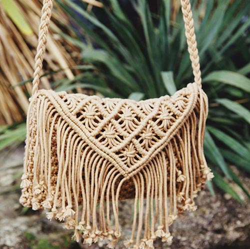 sand-colored-vagabond-macrame-crossbody-klutch-brand-purse