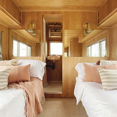 The-range-vintage-trailer-resort-trailer-interior