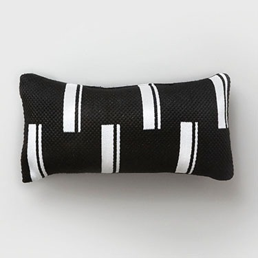 Lumbar Duo Stripe Outdoor Pillow