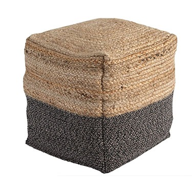 Ashley Furniture Signature Design Comfortable Sweed Valley Pouf